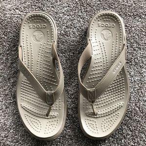 Women's crocs sandals